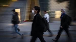 FOTO: Jepang Akan Tetapkan Status Darurat Corona