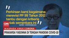 VIDEO: Prakarsa Yasonna di Tengah Pandemi Covid-19
