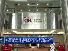 Sejumlah Bank & Perusahaan Pembiayaan Beri Keringanan Kredit