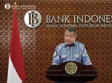 Tangisan Gubernur BI Jelaskan Ekonomi Tersengat Covid-19