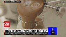 VIDEO: Tren Minuman 'Dalgona Coffee'
