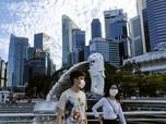 Semi Lockdown Resmi Berlaku, Singapura bak Kota Mati