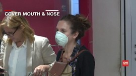VIDEO: Tata Cara Memakai Masker yang Baik dan Benar