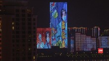 VIDEO: Penghormatan Wuhan untuk Tenaga Medis Perangi Corona
