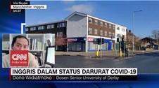 VIDEO: Inggris dalam Status Darurat COVID-19
