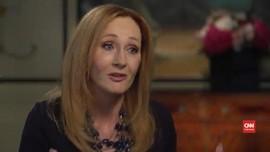 VIDEO: JK Rowling Mengaku Pulih dari Gejala Covid-19