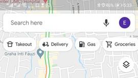 Wabah Corona, Google Maps Punya Fitur Pesan dan Ambil Makanan