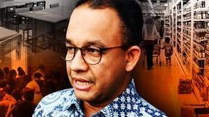 Anies Terapkan PSBB Jakarta