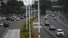PSBB Akan Kurangi Setengah Jumlah Penumpang per Satu Mobil