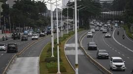 Polisi Pastikan Tak Ada Penutupan Jalan Selama PSBB Jakarta