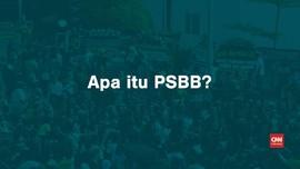 VIDEO: Mengenal PSBB dan Sanksi untuk Pelanggar