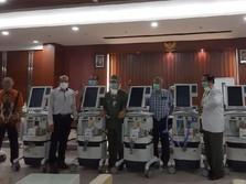 CT Corp Dukung Penambahan HCU & ICU Pasien Corona RSKI Unair