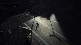 FOTO: Melihat Ruang Sepi akibat Pandemi dari Atas