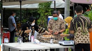 Surabaya Bahu Membahu Hadang COVID-19