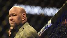 Takut Digerebek Massa, White Rahasiakan Lokasi UFC 249