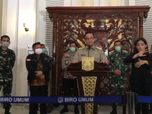 PSBB Jakarta 10 April, Ini Pernyataan Lengkap Gubernur Anies!