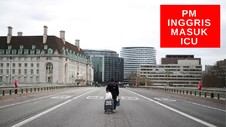 VIDEO: PM Inggris Masih di ICU