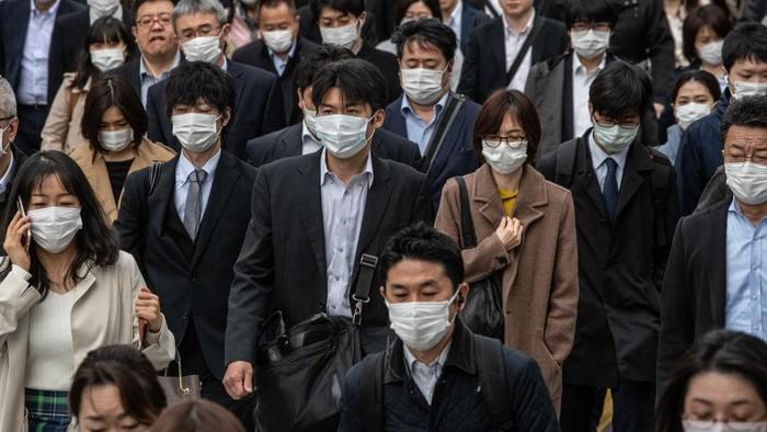 Jepang Siap Lakukan Tes Antibodi Virus ke 10 Ribu Orang