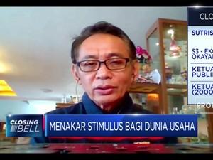 Apresiasi Stimulus Jokowi,Ini Harapan Apindo Bagi Dunia Usaha