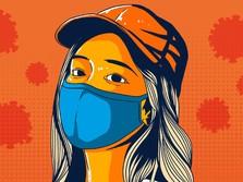 Jeli Lihat Peluang, Pembuat Boneka Kini Memproduksi Masker