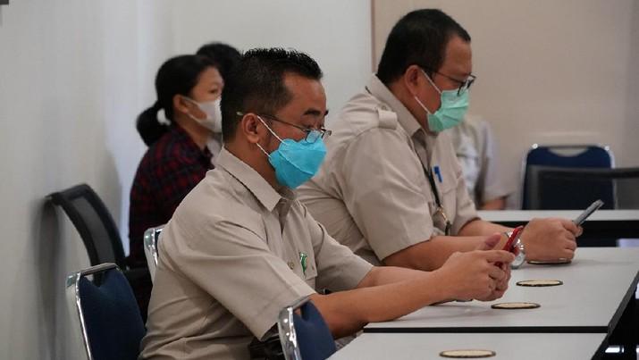 Pengusaha memberi bantuan alat medis demi perangi Covid-19 (Dok.Sinar Mas)
