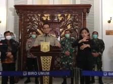 Ikuti Terawan, Anies Larang Ojol Angkut Penumpang Saat PSBB