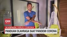 VIDEO: Panduan Olahraga Saat Pandemi Corona