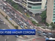 Efektivitas PSBB Tangkal Corona