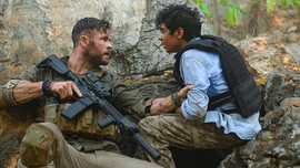 Chris Hemsworth Jadi Tentara Bayaran di Trailer Extraction