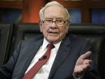 Wow! Warren Buffett Buyback Saham Berkshire Rp 75 Triliun