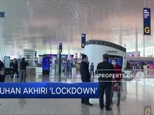Wuhan Akhiri Masa 'Lockdown'