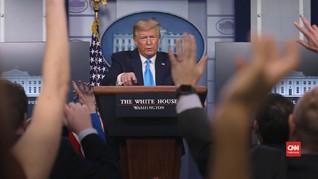 VIDEO: Trump Ancam Tahan Dana untuk WHO