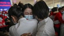 Berbondong Menikah Usai Pencabutan Lockdown di Wuhan