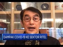Aprindo: Efek Corona, Penjualan Sektor Ritel Turun Hingga 90%