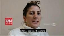 VIDEO: Warga Spanyol Curhat Soal Corona Dalam Bahasa Sunda