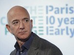 Saham Amazon Melonjak, Jeff Bezos Top Filantropis AS 2020