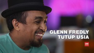 VIDEO: Musisi Glenn Fredly Tutup Usia