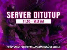 Maintenance FF Sedang Berlangsung, Simak Nih Bocorannya!