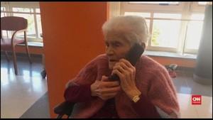 VIDEO: Kisah Wanita Berusia 103 Tahun Sembuh dari Corona