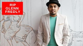VIDEO: Glenn Fredly Tutup Usia