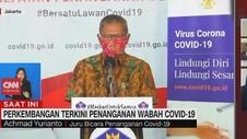 VIDEO: Update Positif Corona, Sembuh & Meninggal 8 April