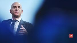 VIDEO: Jeff Bezos Tiga Kali Jadi Orang Terkaya Versi Forbes