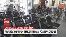 VIDEO: 7 Warga Nganjuk Terkomfirmasi Positif Covid-19