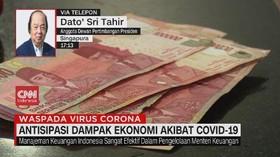 VIDEO: Antisipasi Dampak Ekonomi Akibat Covid-19