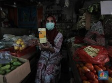 Geliat Belanja Sembako Online Jelang PSBB DKI Jakarta