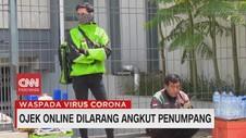 VIDEO: Ojek Online Dilarang Angkut Penumpang