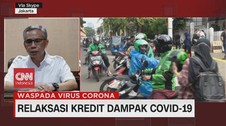 VIDEO: Relaksasi Kredit Dampak Covid-19