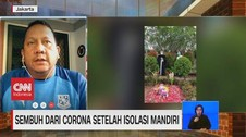 VIDEO: Sembuh Dari Corona Setelah Isolasi Mandiri