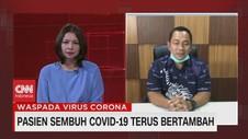 VIDEO: Pasien Sembuh Covid-19 Terus Bertambah