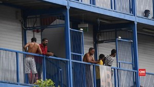 VIDEO: Nasib Buruh Migran di Singapura di Tengah Wabah Corona